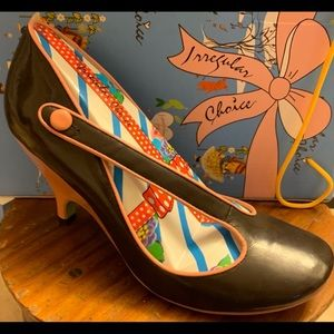 Irregular Choice T-Strap Princess Lost Her Shoe